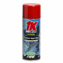 TK Line Colorspray Spray Paint for Marine Engines - 400ml